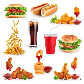 Article on harmful effects of fast and junk food